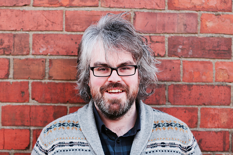 A Belfast Blog: Jonathan Brennan © Aptalops