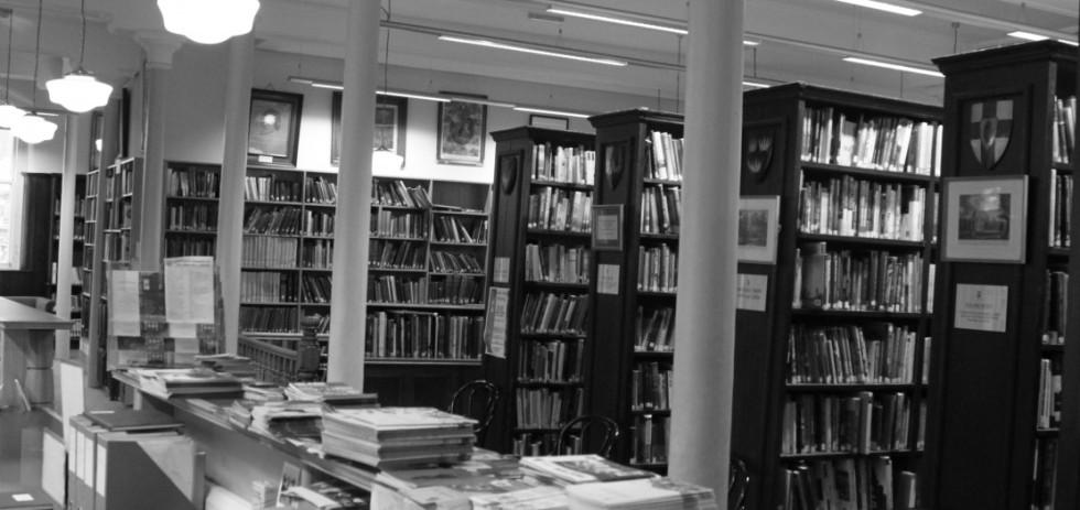 The Linenhall Library © Jonathan Brennan