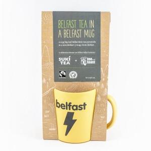 Belfast Tea Gift Set © Suki Tea