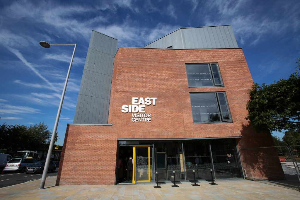© EastSide Visitor Centre